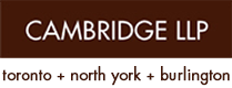 Cambridge LLP Logo