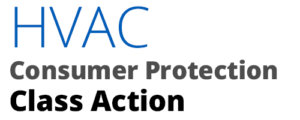 HVAC Consumer Protection Class Action